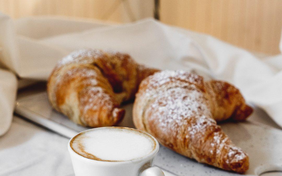 The joy of breakfast